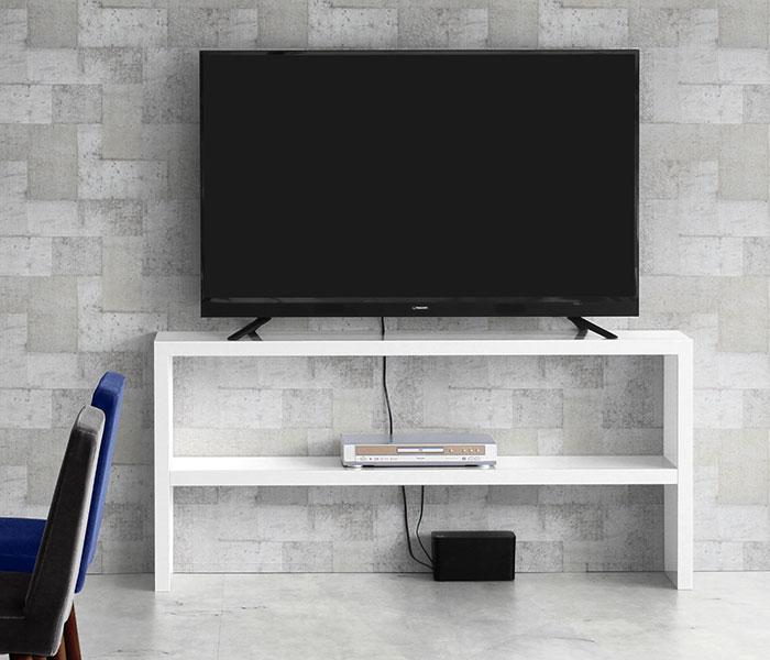 コの字型テレビ台